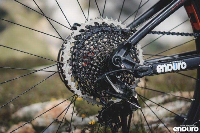 Test Whyte G-160 RS 2017 - SRAM X01 Eagle