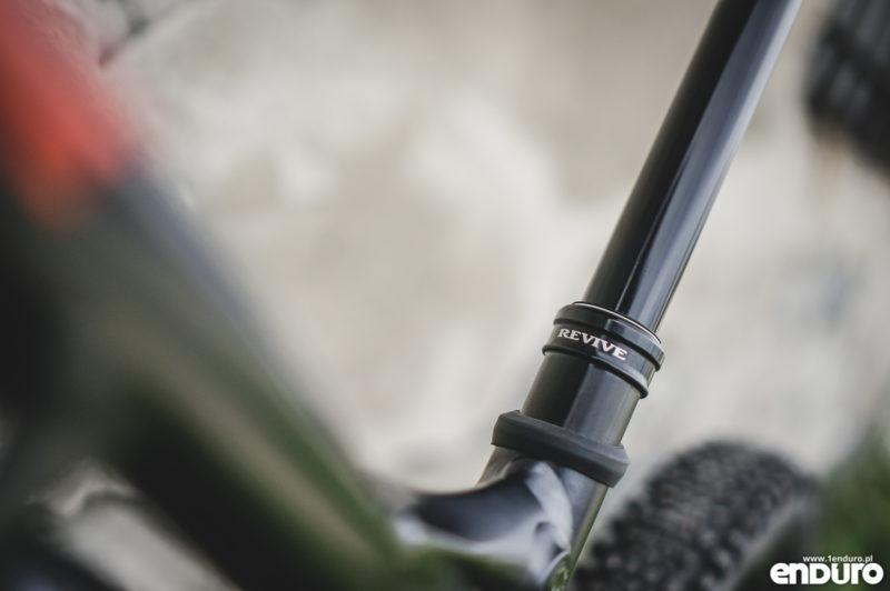 Sztyca regulowana BikeYoke Revive