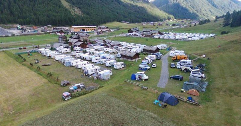 Polecany camping Livigno - Acquafresca
