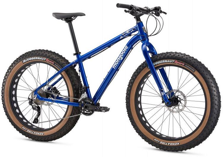 Rower do 5000 zł: fatbike Mongoose Argus Comp