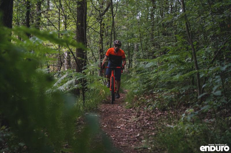Gravel bike - rower szutrowy
