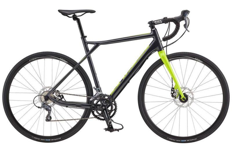 Rower gravel bike - GT Grade