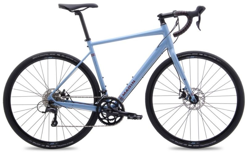 Rower gravel bike - Marin Gestalt