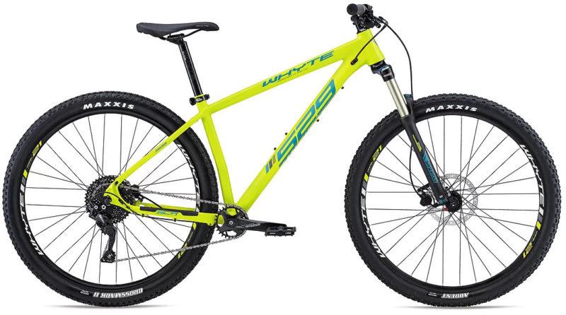 Rower do 5000 zł: hardtail trail Whyte 529