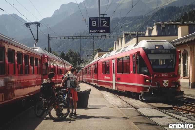 Livigno - Bernina Express Freeride