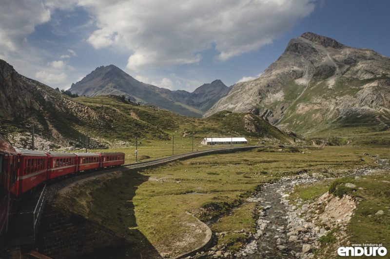 Livigno - Bernina Express Freeride