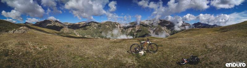 Livigno - Bikepark Carosello 3000