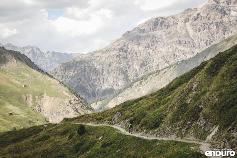 Livigno - Kleine Trela enduro