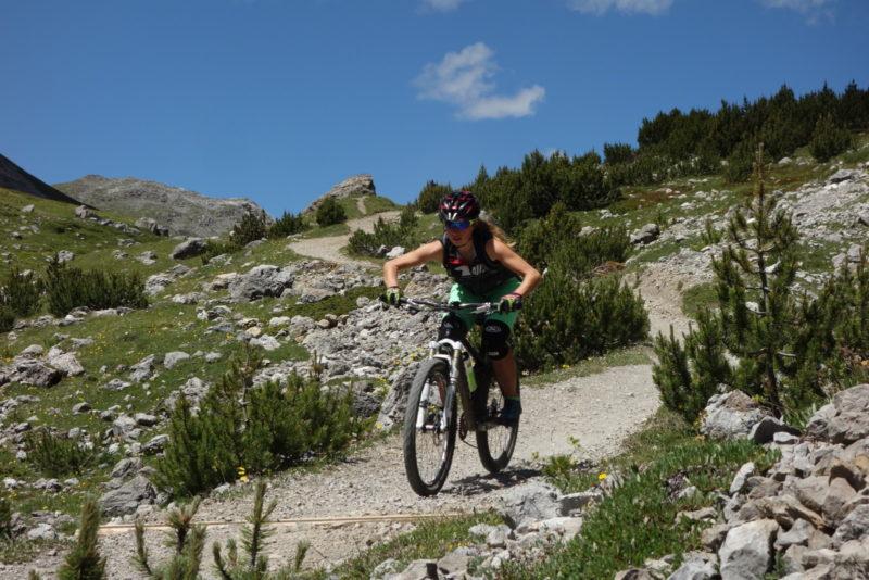 Livigno - Trela Gallo Alpisella MTB enduro