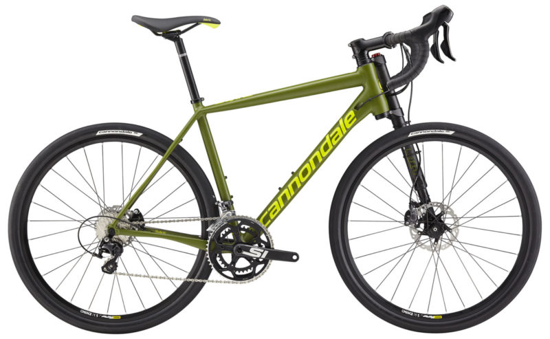 Rower gravel bike - Cannondale Slate