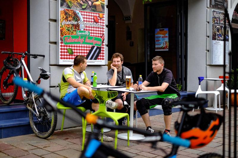 Bike Adventures Jacek Juszczyk