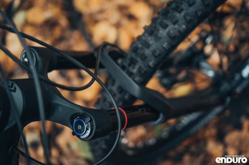 Kross Soil EX 2018 - Rock Shox Pike 2018 tłumik Charger