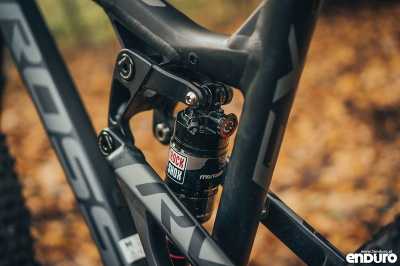 Kross Soil EX 2018 - damper Rock Shox Monarch R