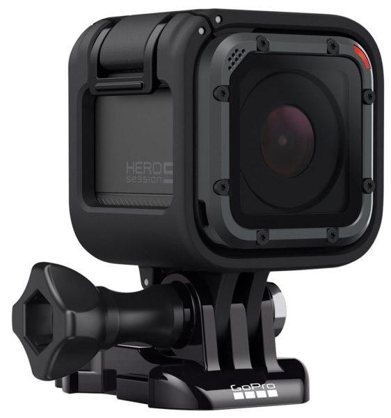 Prezent dla rowerzysty: kamerka sportowa GoPro Hero 6