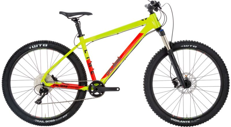 Rower hardtail enduro trail do 4000 zł: Calibre Line 10