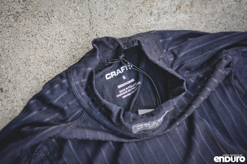 Test Craft Extreme 2.0 koszulka termoaktywna bokserki