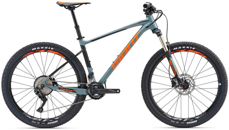 Rower hardtail enduro trail do 5000 zł: Giant Fathom 2 2018