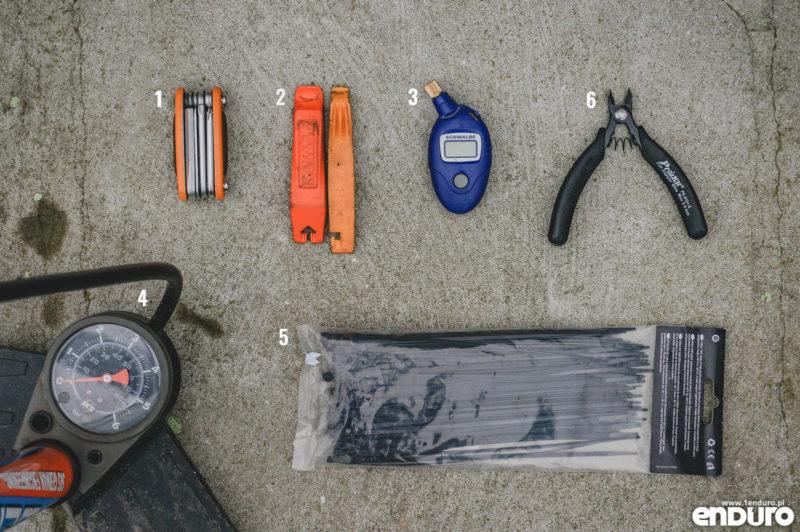 Narzędzia rowerowe do domowego warsztatu: zestaw podstawowy