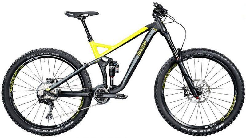 Rower enduro do 10000 zł: Radon Swoop 170 7.0 2018