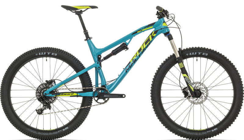 Rower enduro do 9000 zł: Rock Machine 50-27+