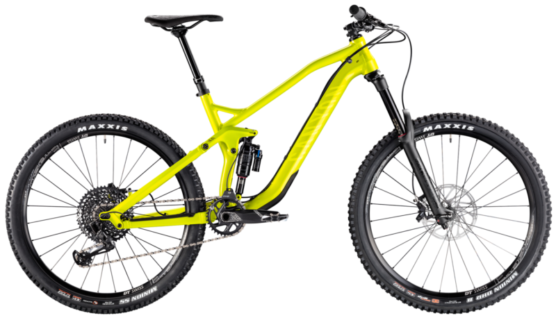 Rower enduro do 13000 zł: Canyon Strive AL 6.0 2018