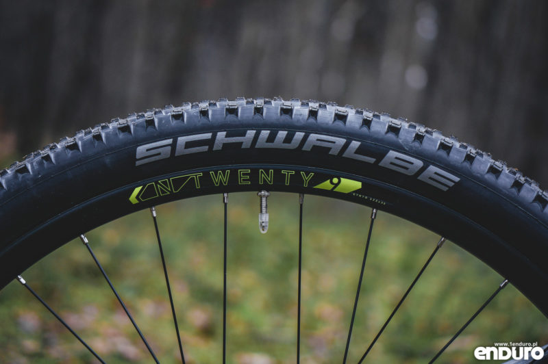 Marin Nail Trail 6 29 2018 - Schwalbe Performance Addix