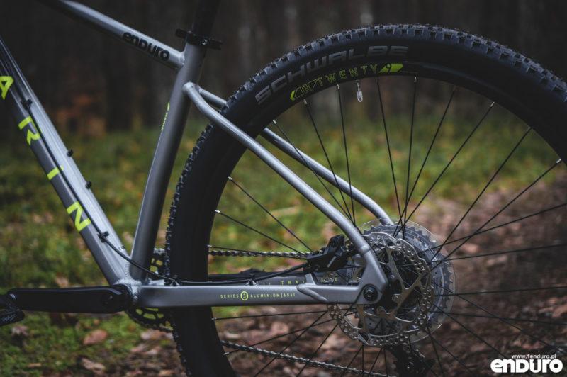 Marin Nail Trail 6 29 2018 - tylne widełki