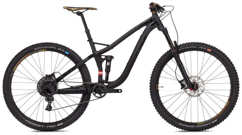 Rower enduro do 12000 zł: NS Bikes Snabb Plus 150 2 2018