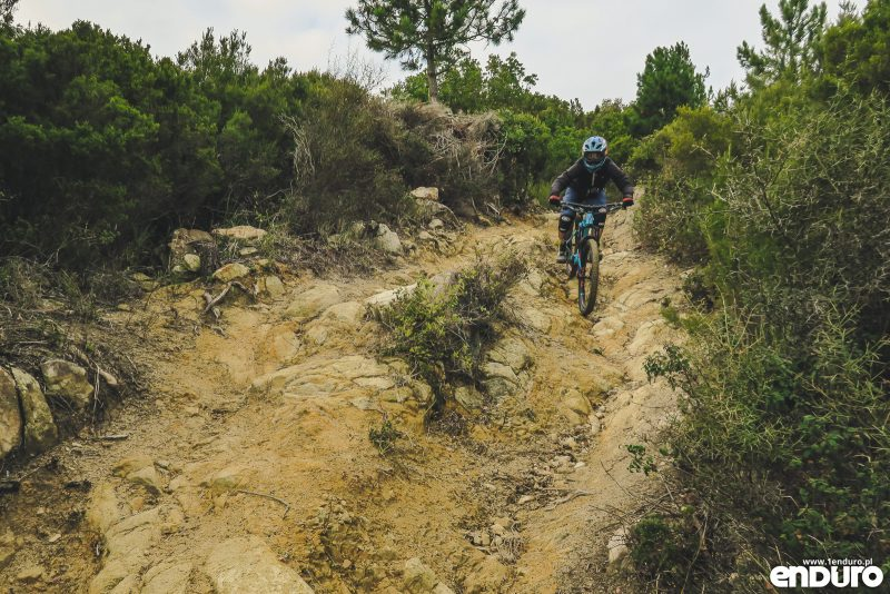 San Remo - obóz rowerowy enduro DH Arek Bike Center