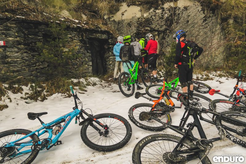 San Remo - obóz rowerowy enduro DH Arek Bike Center