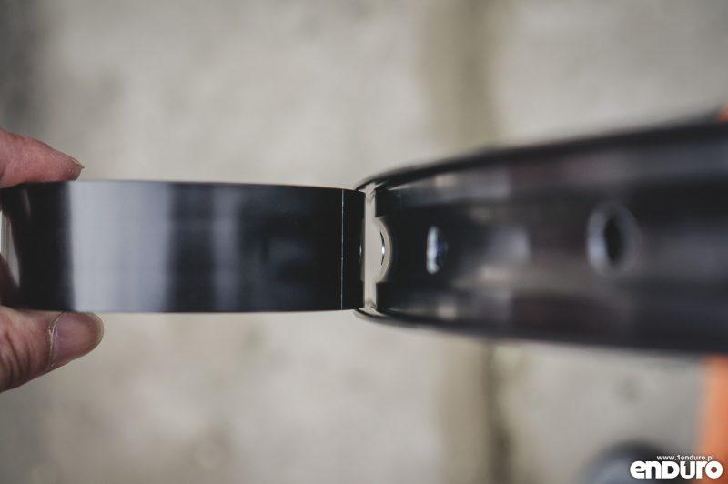 Tubeless - opony bezdętkowe do enduro MTB