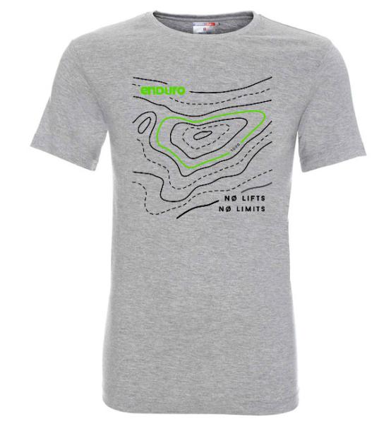 Koszulka 1Enduro t-shirt męski