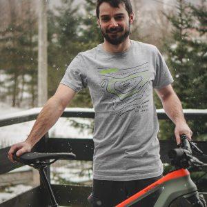 Koszulki 1Enduro t-shirt rowerowy