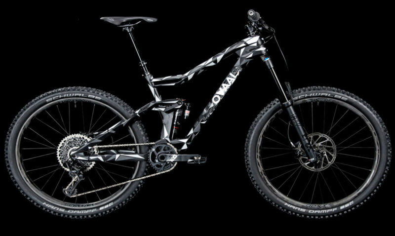 Koła owalne rower MTB