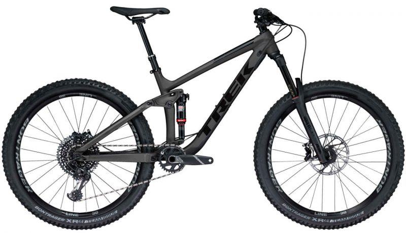 Carbon czy aluminium: Trek Remedy 8