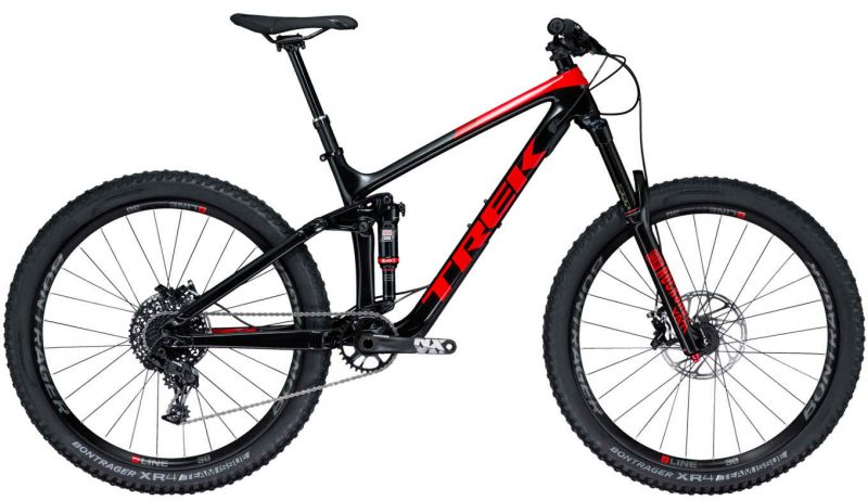 Carbon czy aluminium: Trek Remedy 9.7