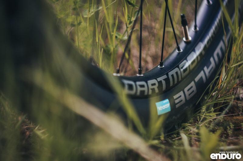 Dartmoor Primal Pro 27.5 2018 - obręcze Dartmoor Thunder