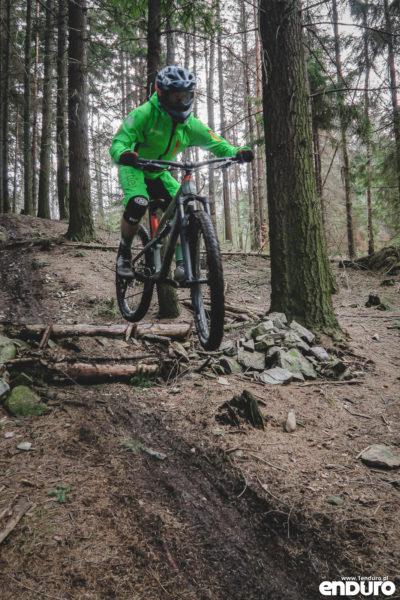 Dirtlej Dirtsuit Classic Edition - kombinezon przeciwdeszczowy na rower
