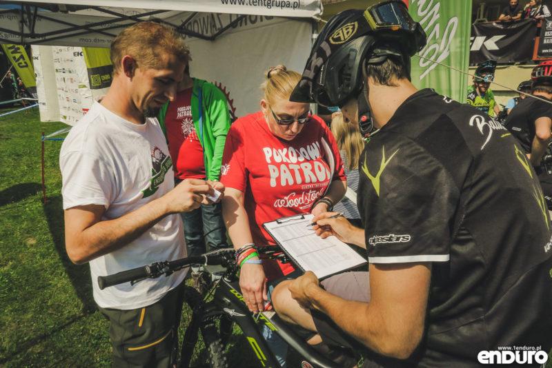 TREK Enduro MTB Series Przesieka 2018