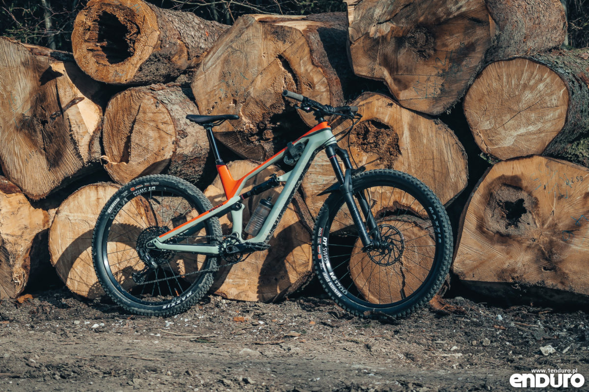 Test Canyon Spectral CF 8.0 2018