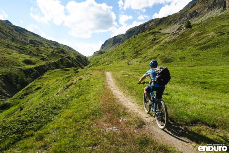 Transalp - wyprawa rowerowa przez Alpy