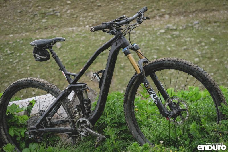 Transalp - jaki rower?