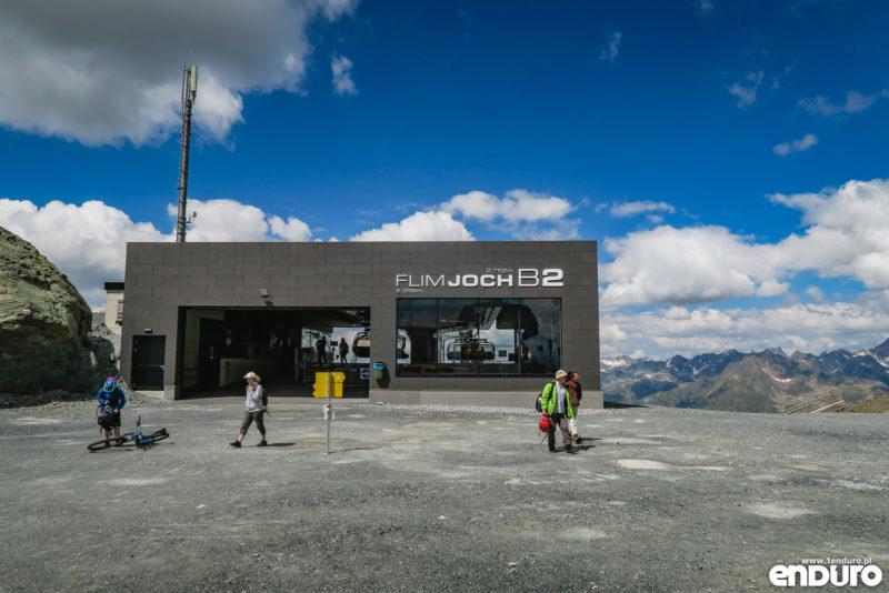 Ischgl Bikepark Silvretta Arena