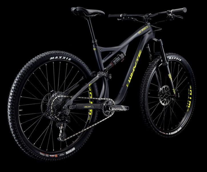 Whyte S-150 C RS 2019 test