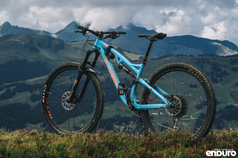 Whyte S-150 S 2018 test