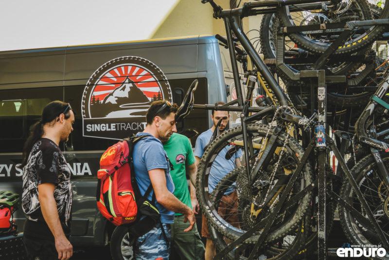 Finale Ligure - obóz enduro Singletrack Trips