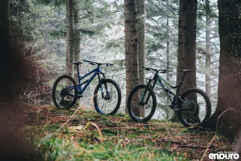 Test Dartmoor Bluebird Pro 29 vs 27,5 2019
