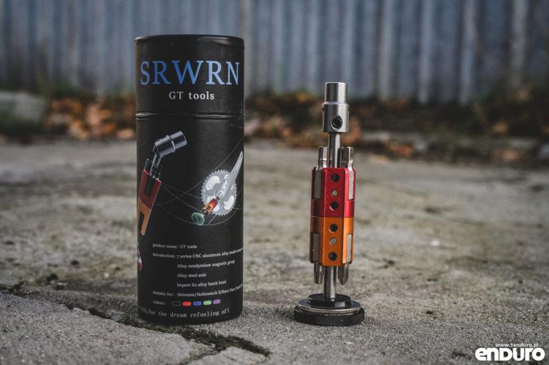 Multitool narzędzie chowane w suporcie SRWRN