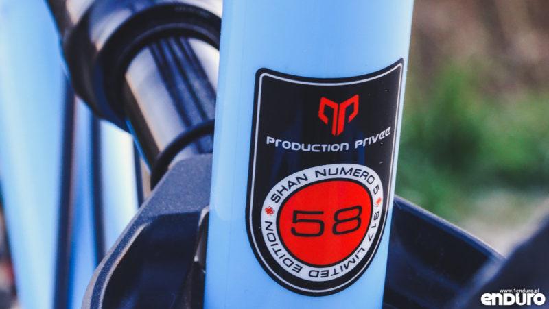 Production Privee Shan No5