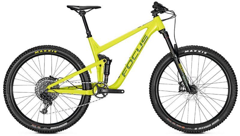 Focus Jam 6.8 Seven 2019 - rower enduro do 9500 zł